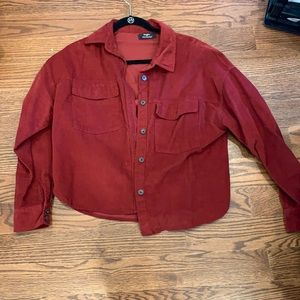 Red Chord Jacket